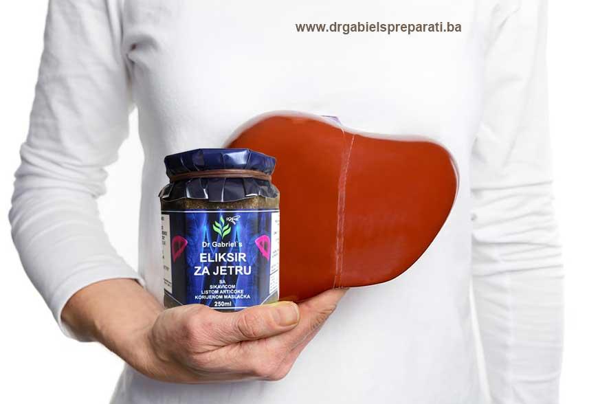 Masna jetra – šta je,simptomi,nastanak i kako se liječi