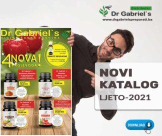 Dr Gabriels katalog ljeto 2021